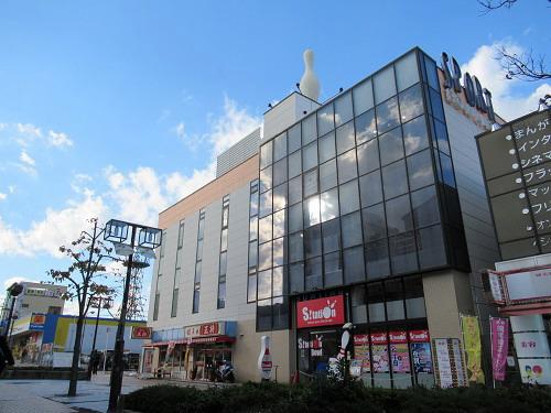 ステーションボウル新田辺の建物の画像