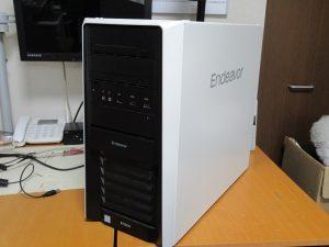 エンデバーパソコンの画像